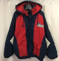 Vintage New England Patriots Starter NFL Football Insulated Jacket Size XL