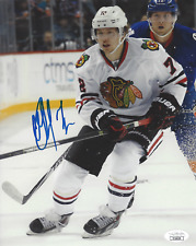 ARTEMI PANARIN signed Chicago Blackhawks 8x10 photo w/JSA COA