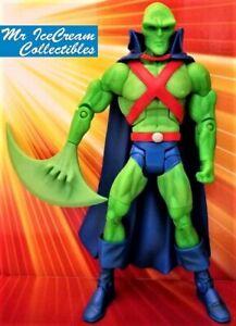 DC Universe Classics Validus Wave 15 Alien Form Martian Manhunter DCUC