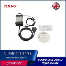 The Newest Version Volvo VID 2014D Vida Dice OBD2 Diagnostic Tool For Volvo