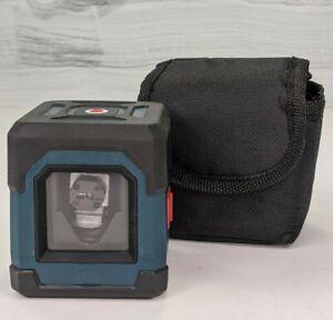 Laser Level Cross Line Laser with Measuring Range 50ft, Self-Leveling Vertical