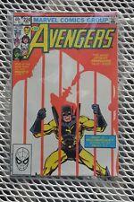 AVENGERS #224 (1st Series) 1982 MARVEL FN/VF
