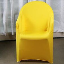 Home Arm Chair Cover Stretch Spandex Chair Cover Wedding Party Chair Cover