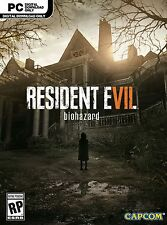 [Versione Digitale Steam] PC Resident Evil VII [7] Biohazard - Invio da email