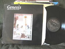 Genesis Where The Sour Turns To Sweet UK vinyl LP album MACHM4 '86 peter gabriel