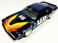 Dan Gurney JADA #48 Hot Wheels 1970 Trans Am Plymouth Barracuda Custom Die-cast
