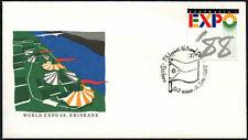 Australia 1988 Expo, Filipinas Día Nacional de cubierta #C44044