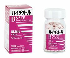 HYTHIOL-B CLEAR 180 tablets for Acne and Rough Skin From Japan