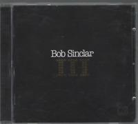 Bob Sinclar III CD ALBUM the beat goes on