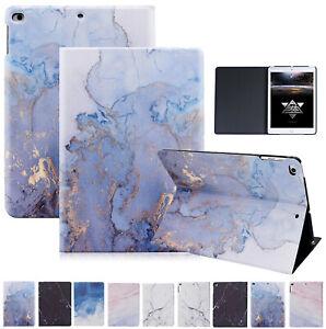 Marble Smart Magnetic Case for iPad 9.7 Air 1 2 Mini 3 4 5 iPad 10.2 2018 2020