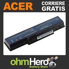 Batteria POTENZIATA 5200mAh per Acer Aspire 5732z, 5732z-4280,