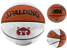 Spalding Nba Autograph Maine Red Claws White Panel Basketball Official Size