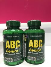 Holland&Barrett ABC Plus Senior (2x120 Caplets,Free International Postage)