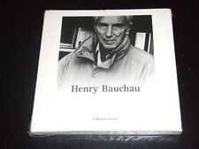 HENRI BAUCHAU Book + DVD - by Henri Bauchau - in French - 2010 NEW