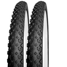 2 x Michelin Country Race'R schwarz  MTB Reifen 26x2.10 / 54-559 Stollenprofil