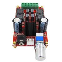 Mini Class D Power Amplifier HiFi Stereo Channel Digital Audio Amp Board 50W+50W