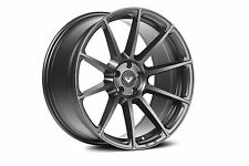 20 Inch Vorsteiner V-FF 102 Flow Forged Wheels Carbon Graphite - BMW F8X M3 M4