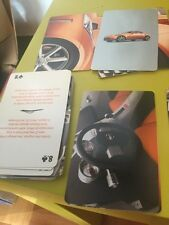 nissan 350z promotional playing card set rare