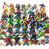 "Lot 30pcs Imaginext Power Rangers Disney DC Blind Bag 3"" Fisher-Price Figure toy"