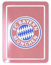 FC Bayern München Blechschild Bundesliga Fussball Fanlabel