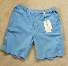Halsey 44 Shorts  NWT  size 38  blue