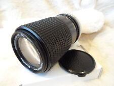 Canon FD Fit PRINZFLEX Mc 1:4. 5-5.6 F = 80-200MM Zoom Lente