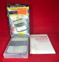 Verbatim Digital 400 MB Mini Data Cartridge DC2120 EXTRA 1000ft 304.8M QIC-80