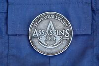 Assassins Creed  Medallion - Leave Your Legacy - Ubisoft 25 Years 1986-2011 Coin