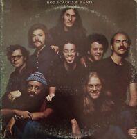 Boz Scaggs & Band Vintage Vinyl Record LP VG+ C30796