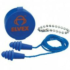 Reusable Corded Ear Plugs In A Box High Quality Silicone Safety Noise Protection