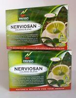 50 Tea bags Nerviosan / Valeriana  (Calming Blend /Valerian Root Tea bags)