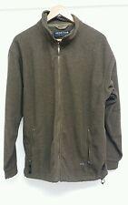 Redatta Green Fleece Chest size 40 Zip Up <J4469