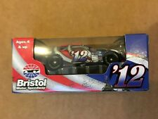 Bristol Motor Speedway DIE CAST #12 CAR Lionel 1:64 Scale Food City Collectable
