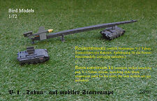 "V-1 ""Tabun"" auf mobiler Startrampe   1/72 Bird Models Resinbausatz / resin kit"