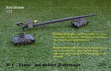 "V-1 ""Tabun"" auf mobiler Startrampe   1/72 Bird Models Resinbausatz / resin kit"