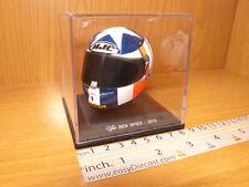 BEN SPIES MOTO-GP HJC HELMET 1/5 2010 #11 MINT!!!