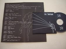 Colt thirtyeight - 38-CD V.E. Records 2001 psichedelica
