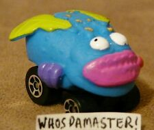 The Trash Pack Trash Wheels Series 1 #4 CREEPY CRUISER Blue Mint OOP Free US CS