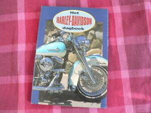HET HARLEY-DAVIDSON DAGBOEK FOX EDITION 1997 HIDDE HALBERTSMA HD