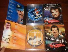 DVD MAGNUM P.I. PI STAGIONE 1 E 2 SERIE TV ANNI 80