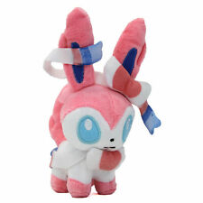 New Listing6 In Eevee Sylveon Plush Doll Stuffed Movie Character Toys Gift Collection #700