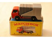 Matchbox 7 Ford Refuse Truck mint in box all original condition