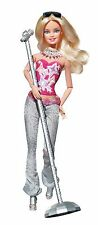 Mattel V9513 - Barbie Fashionistas Rockstar, Puppe Glam , NEU , OVP