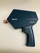 New listing 3M Scotch Atg 752 Adhesive Transfer Applicator 1/4 Tape Gun Model 18300 Blue Oem