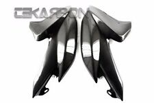 2013 - 2014 Ducati Hypermotard Hyperstrada Carbon Fiber Large Side Fairings 1x1