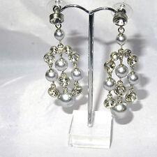 Silver Chandelier Earring Gift for women Ladies