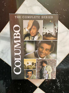 Columbo: The Complete Series (DVD, 2012, 34-Disc Boxed Set), Like New