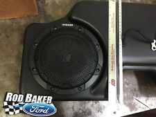 2015-2017 FORD F-150 AUDIO UPGRADE KIT SUBWOOFER BY KICKER FACTORY LOOK AMP