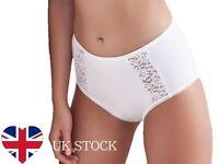 Women's Maxi Briefs High Waisted Seamless Premium Cotton Knickers Underwear