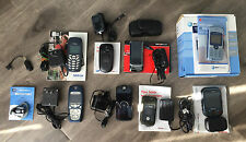 Job Lot 8 Cell Phones Samsung, Motorola, Nokia, Sony